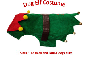 Dog Elf - Santa's Little Helper