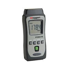 Megger PVM210 (1002-548) Handheld Irradiance meter, 1999 W/m2 Range