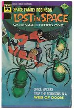 Space Family Robinson Lost In Space #49 (Whitman, 1976) – Netflix Series – FN