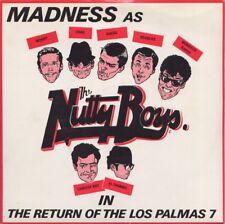 Madness Reggae, Ska & Dub 45 RPM Speed Vinyl Records