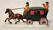 Department 56 Heritage Village Accessories Horse With Coach 6590-0