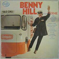 Benny Hill sing Ernie  33 tours 1971