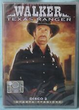 WALKER  TEXAS RANGER - QUARTA STAGIONE - DISCO 2 - DVD n.01938 SIGILLATO