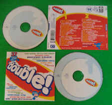 CD Compilation Double!Vol.2001 SUBSONICA PLACEBO COLDPLAY GRIGNANI no lp mc(C64)
