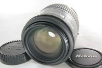 Nikon AF NIKKOR 35-105mm f/3.5-4.5 For Nikon [Excellent] w/ caps From Japan