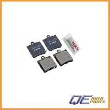 Rear Mercedes R171 W203 SLK280 C230 C240 Brake Pads Bosch QuietCast 0034202720