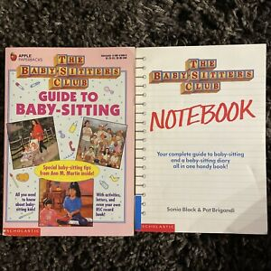 Baby-sitters Club Notebook And Guide To Baby Sitting