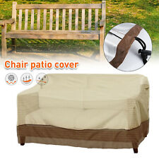 Heavy Duty Lounge Sofa Outdoor Patio Furniture Cover Sofa Cover Waterproof