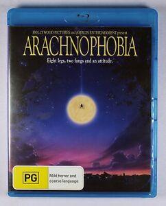 Arachnophobia Blu Ray TRACKED POST