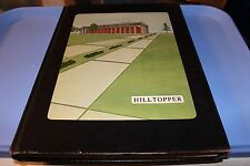 1971 Middle Georgia College Yearbook Annual Hilltopper Cochran GA Bleckley