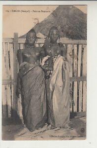 Senegal / Ethnic Postcards / Nudity