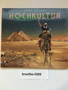 Samy Deluxe - Hochkultur CD  NEU/OVP
