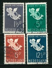 NETHERLANDS OLD STAMPS 1936 - Child Care - USED
