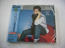 GREG GUIDRY - OVER THE LINE - CD NEW SEALED JEWELCASE 2002 JAPAN PRESS