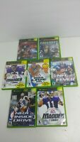 Xbox Original Games Lot of 7