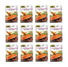 Arachide Sauce Lobo Bigpack : 12 X 50g Thaïlande Instant Satay Saté