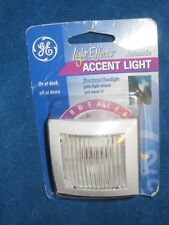 General Electric GE Light Effects Automatic Accent Light Night Light, New!
