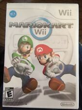 Mario Kart Wii (Nintendo Wii, 2008) BRAND NEW & SEALED Video Game