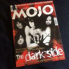 MOJO Magazine UK # 70 The DOORS Santana Manson Miles Davis