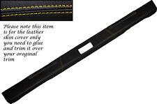 Yellow Stitch adatta Land Rover Defender 90 110 83-06 TOP DASH Dashboard Copertura
