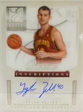 2012-13 Panini Elite Tyler Zeller Rookie Inscriptions Autograph Rookie Card