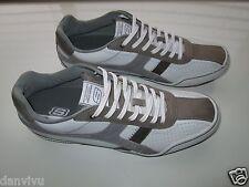Skechers 1992 Handsome Sneaker Men Oxfords White Gray 13M