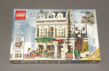 LEGO Parisian Restaurant 10243 CREATOR Expert Modular Building Set NEW