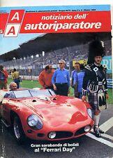 AA - NOTIZIARIO DELL'AUTORIPARATORE # Mensile - Anno V - N.9 # Ottobre 1983