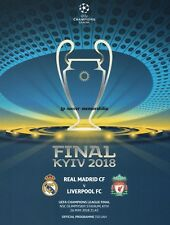 Real MADRID v Liverpool-UEFA Champions League Final - 26 de mayo de 2018 cartel de bonificación
