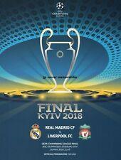 Real MADRID v Liverpool-UEFA Champions League Final - 26 de mayo de 2018-en Stock.