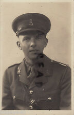 WW2 Officer Frank Beeson Royal Pioneer Corps RPC Leicester photographer