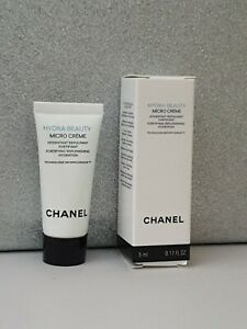Chanel Hydra Beauty Micro Creme - 5ml Sample Size - Brand New & Boxed