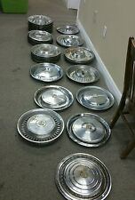 Vintage Cadillac Wheel Covers - many styles