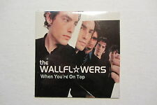 THE WALLFLOWERS When You're On Top 2002 SPAIN collectors CD single
