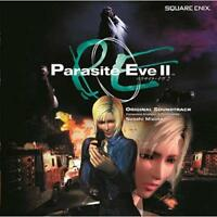 Parasite Eve II Soundtrack Japan Game MUSIC CD NEW
