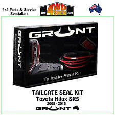 TAILGATE RUBBER SEAL KIT suit TOYOTA HILUX SR5 2005 - 2015 TAIL GATE DUST FREE