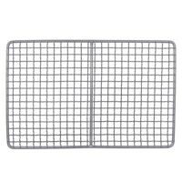 Titanium Charcoal Bbq Grill Barbecue Grill Durable Net Plate Camping Tablew V3Q8