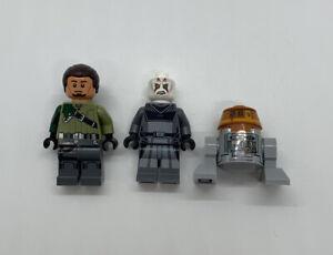 SABINE WREN..W-BLASTERS LEGO STAR WARS #75184 Mini Figure PRESTINE
