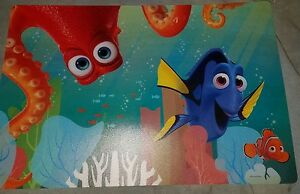 FINDING DORY NEMO VINYL PLACEMAT SET OF FOUR (4)