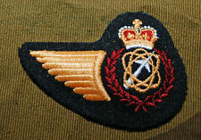 ROYAL CANADIAN AIR FORCE RCAF AVIONICS TECHNICIAN TRADE QUALIFICATION WING 526