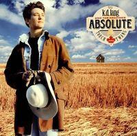 "K.D./RECLINES,THE LANG - ABSOLUTE TORCH AND TWANG INCL.7"" SINGLE 2 VINYL LP NEU"