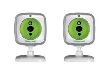 TRENDnet TV-IP743SIC Wi-Fi Baby Cam (2-Pack) - FREE Shipping