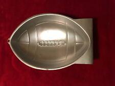 Wilton 3-D Football Cake Pan Mold w/o Insert.  Retired  Vintage