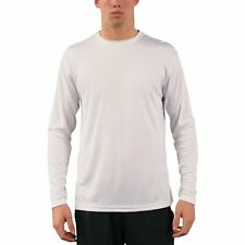 Vapor Apparel Men's UPF 50+ UV/Sun Protection Long Sleeve Performance T-Shirt