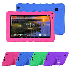 """Flexible Shockproof Soft Silicone Case Cover With Stand For 9"""" Inch Kids Tablet"""