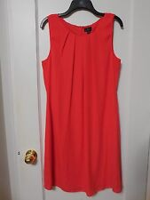 NWT Women's WORTHINGTON Coral Light Weight Dress Size 14 - MSRP $50