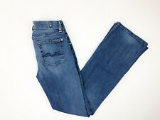 Free Gift - Seven 7 for all Mankind Blue Jeans 27 Kimmie Bootcut Stretch