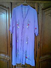 Robe en soie VietNam taille 42