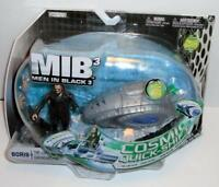 Men In Black 3 (MIB3) Figure Boris & Time Jump Device Accessory Cosmic Shift NEW