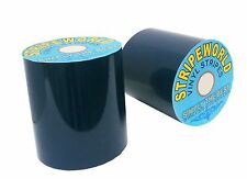 200mm Dark Blue self-adhesive vinyl stripe for car or boat sold by the metre